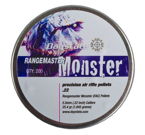 Daystate Rangemaster Monster .22