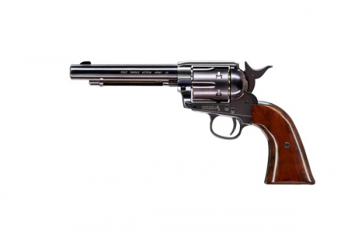 Colt SAA Revolver BB .177 Peacemaker Blued