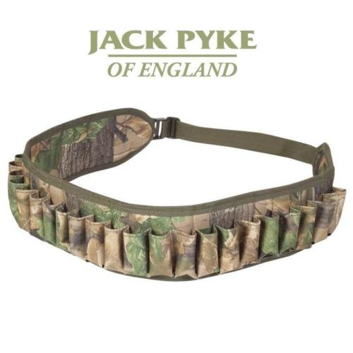 Jack Pyke Cartridge Belt English Oak