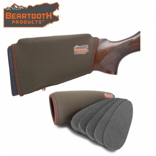 Beartooth Comb Raising Kit 2.0 Brown No Loop