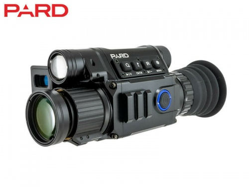 Pard NV008P LRFDay and Night Vision Scope with Laser Rangefinder
