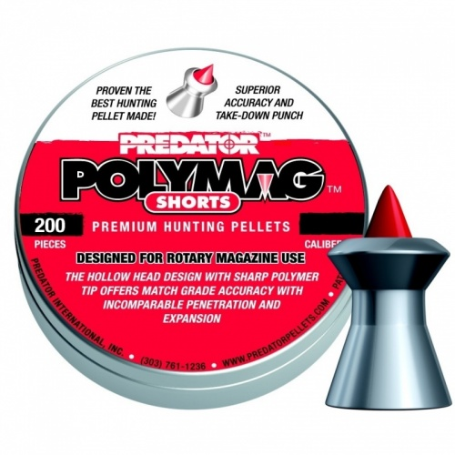 Polymag Sample Packs .22 or .177