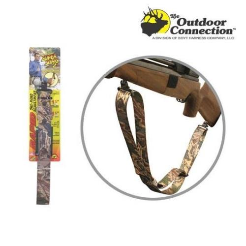 Outdoor Connection Super Sling with Swivels