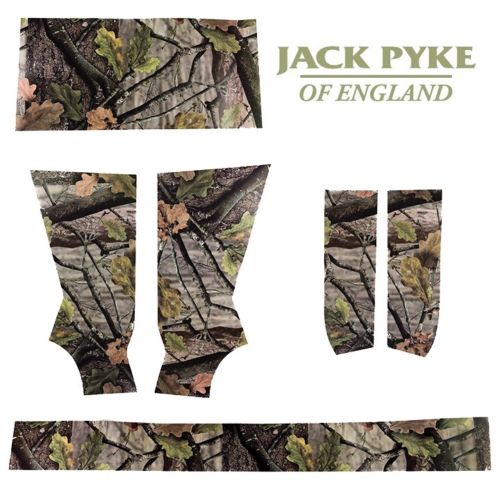 Jack Pyke Rifle or Shotgun Camo Wrap
