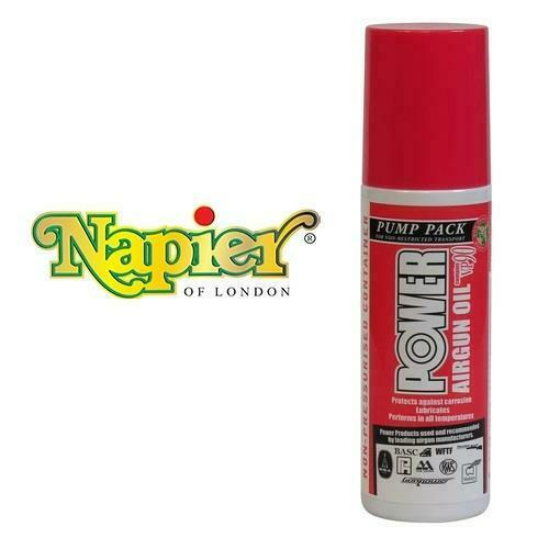 Napier Power Air Gun Oil