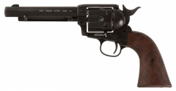 Colt SAA Revolver BB .177 Peacemaker Antique Finish