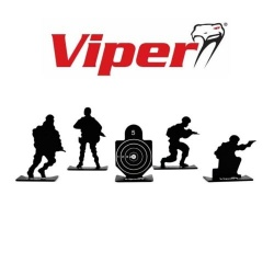 Viper Micro Target Set Air Rifle Knock Down Targets