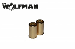 Wolfman Premium Snap Caps Brass or Alloy