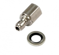 Hydrotech Male Coupler Nipple