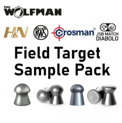 Field Target Sample Pack 8 Types