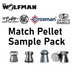 Match Sample Pack 8 Types