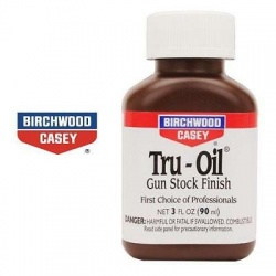 Birchwood Casey Tru Oil Gun Stock Finish 90ml