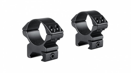 Hawke 30mm Weaver Match Ring Mounts High, Medium or Low